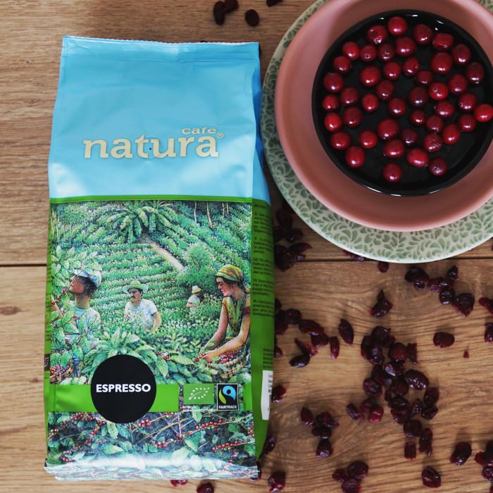 """Coffee beans Cafe Natura """"Espresso"""", 1 kg"""