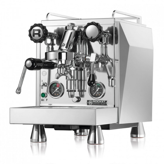 "Coffee machine Rocket Espresso ""Giotto Cronometro R"""