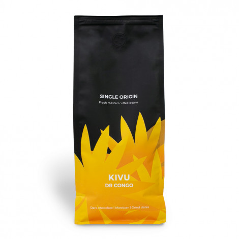 "Single origin coffee beans ""DR Congo Kivu"", 1 kg"