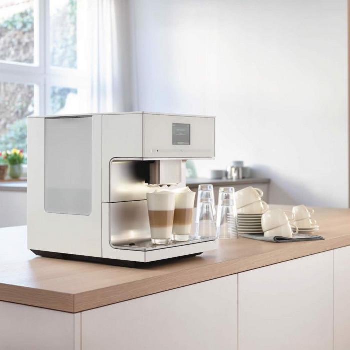 Kaffeemaschine miele cm7300w kaffee kumpeln for Kaffeemaschine miele