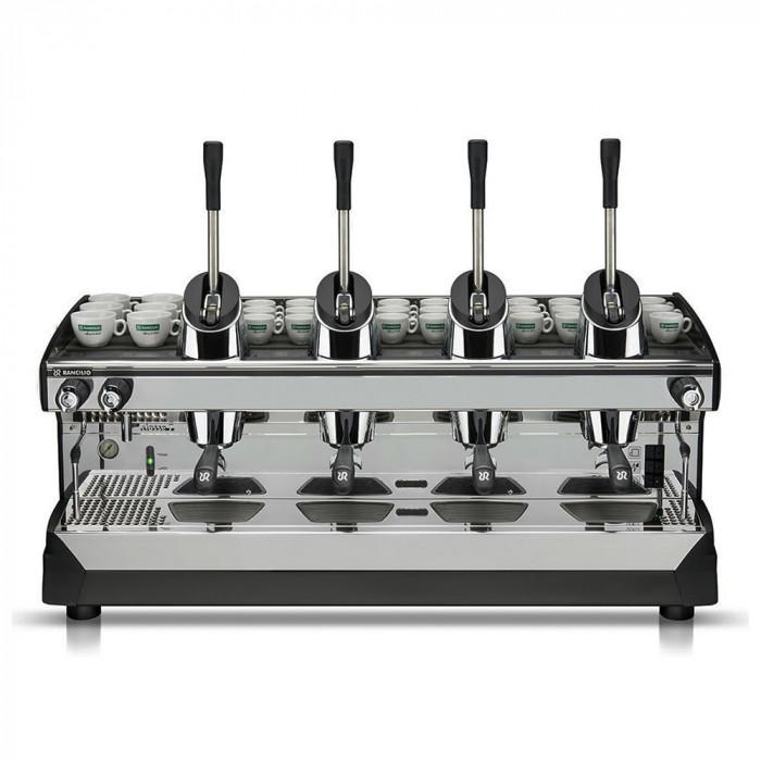 """Kavos aparatas Rancilio """"Leva"""" keturių grupių"""