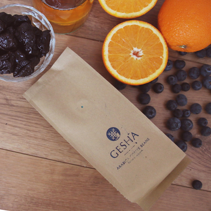 "Coffee Mate's beans ""Gesha"", 250g"