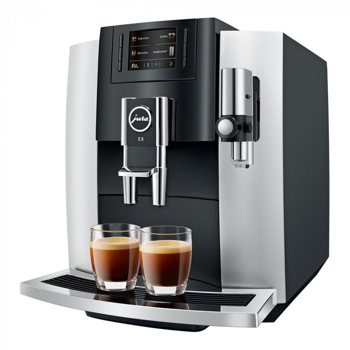 "Ekspres do kawy JURA ""IMPRESSA E8 Platin"""