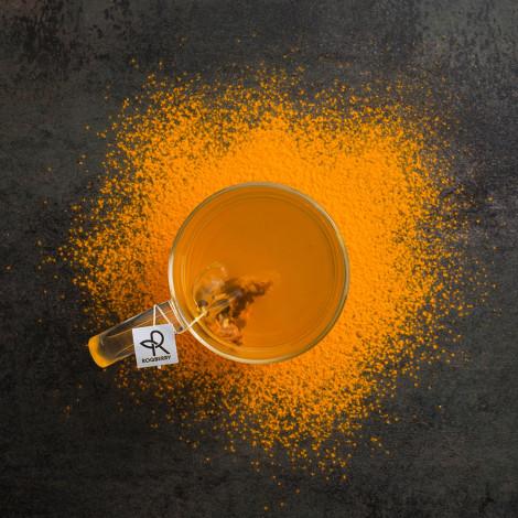 """Tee Roqberry """"Turmeric Chai"""", 12 tk."""