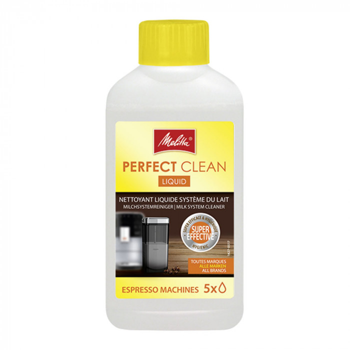 "Pieno sistemos valymo skystis Melitta ""Perfect Clean Liquid"" 250 ml"