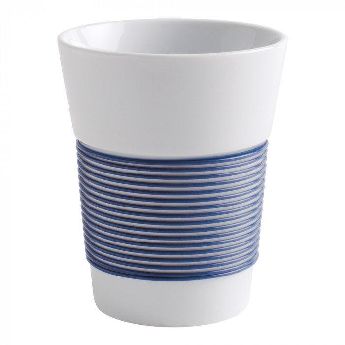 "Coffee cup Kahla ""Cupit to-go Deep Sea Blue"", 350 ml"