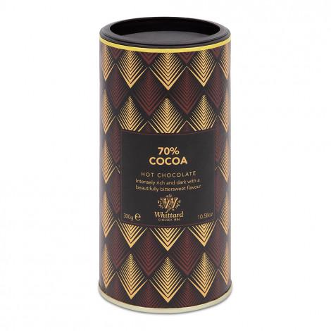"""Gorąca czekolada Whittard of Chelsea """"70% Cocoa"""", 300 g"""