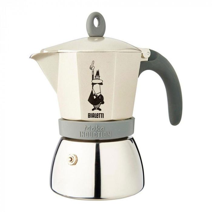 "Kahvinkeitin Bialetti ""Moka Induction 6 cup Gold"""
