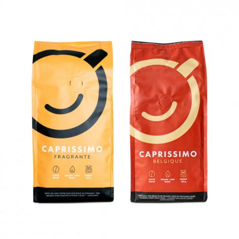 "Set koffiebonen ""Caprissimo sample set"" 500g"
