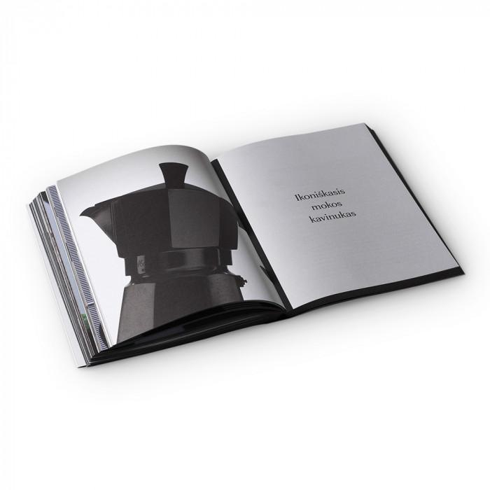 """Emanuelio Ryklio knyga """"Tebūnie kava"""""""