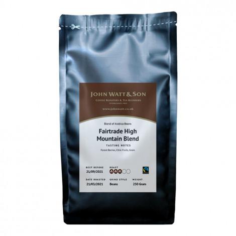"Coffee beans John Watt & Son ""High Mountain Blend Fairtrade"", 1 kg"