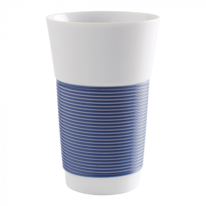 "Coffee cup Kahla ""Cupit to-go Deep Sea Blue"", 470 ml"