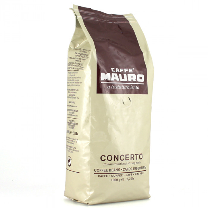 "Kavos pupelės Mauro ""Concerto"" 1kg"