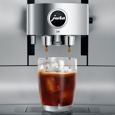 "Ekspres do kawy JURA ""Z10 Aluminium White"""