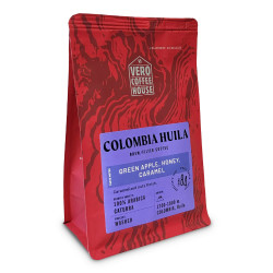 "Ground Coffee Vero Coffee House ""Colombia Huila"", 200 g"