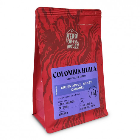 "Ground Coffee Vero Coffee House ""Colombia Huila"", 200 g"