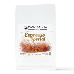 """Kawa ziarnista Manufaktura Kawy """"Espresso Special"""", 1 kg"""