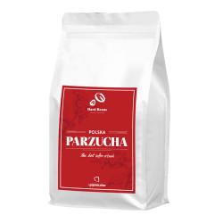 """Kawa ziarnista Hard Beans """"Polska Parzucha"""", 1 kg"""