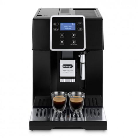"""Ekspozīcijas kafijas automāts De'Longhi """"Perfecta Evo ESAM420.40.B"""""""