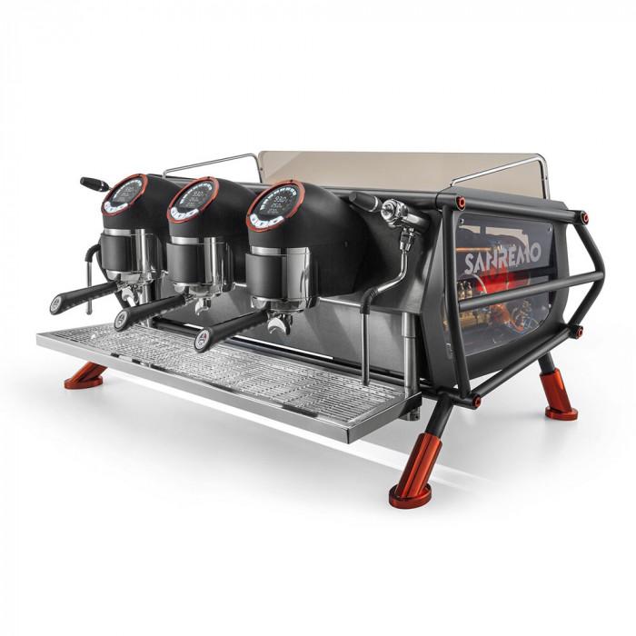 "Professionaalne kohvimasin Sanremo ""Cafe Racer"" 3-grupiline"
