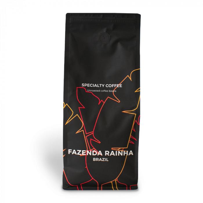 """Negrauzdētas kafijas pupiņas """"Brazil Fazenda Rainha"""", 1 kg"""