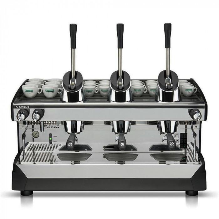 """Kavos aparatas Rancilio """"Leva"""" trijų grupių"""