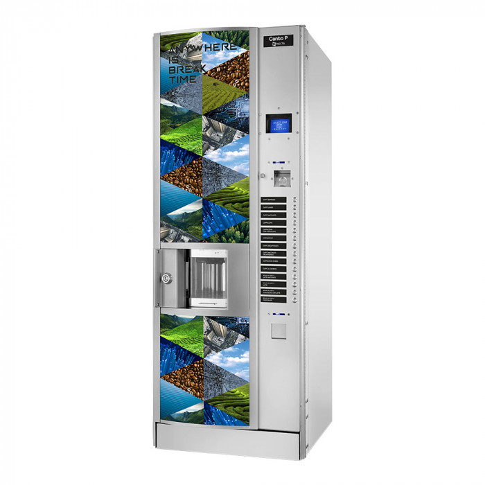"Vending coffee machine Necta ""Canto Plus ES8-R/FQ"""