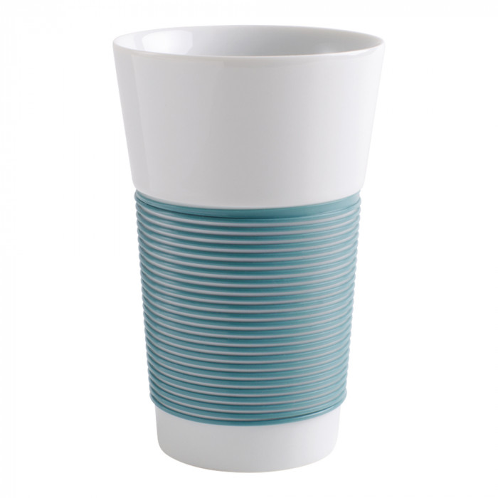 "Coffee cup Kahla ""Cupit to-go Green Lagoon"", 470 ml"