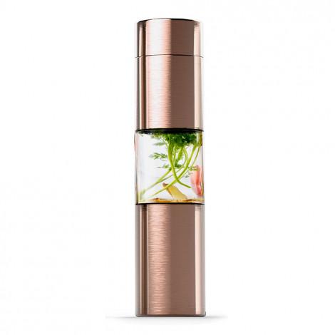 """Wasserflasche Asobu """"Flavour U See Gold"""", 430 ml"""