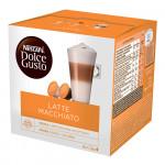 """Kawa w kapsułkach NESCAFÉ Dolce Gusto """"Latte Macchiato"""", 8+8 szt."""