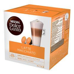 """Kaffeekapseln NESCAFÉ Dolce Gusto """"Latte Macchiato"""", 8+8 Stk."""