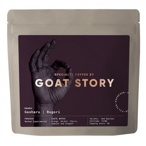 "Sortenreine Kaffeebohnen Goat Story ""Rwanda Gasharu Rugori"", 250 g"