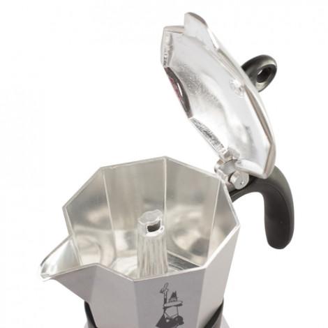 "Coffee maker Bialetti ""Moka Induction Anthracite"", 360 ml"