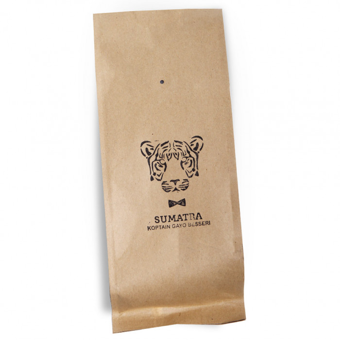 """Кофейные зёрна """"Sumatra Koptain Gayo Besseri"""", 250 г"""