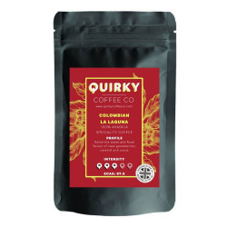 """Coffee beans Quirky Coffee Co """"Colombian La Laguna"""", 1 kg"""