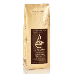 "Kaffeebohnen Supremo Kaffeerösterei ""TESOURO BRAZIL"", 250 g"