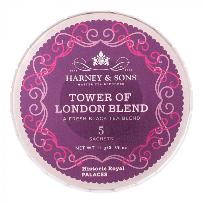 "Herbata Harney & Sons ""Tower of London Blend"", 5 szt."