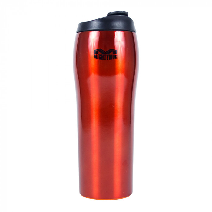 "Thermo cup The Mighty Mug ""Go Stainless Steel Red"""