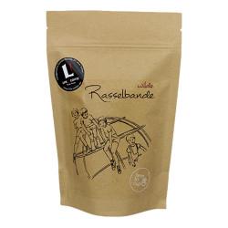 "Gemahlener Kaffee LIFE & COFFEE Kaffeerösterei ""Wilde Rasselbande ESPRESSO"", 500 g"