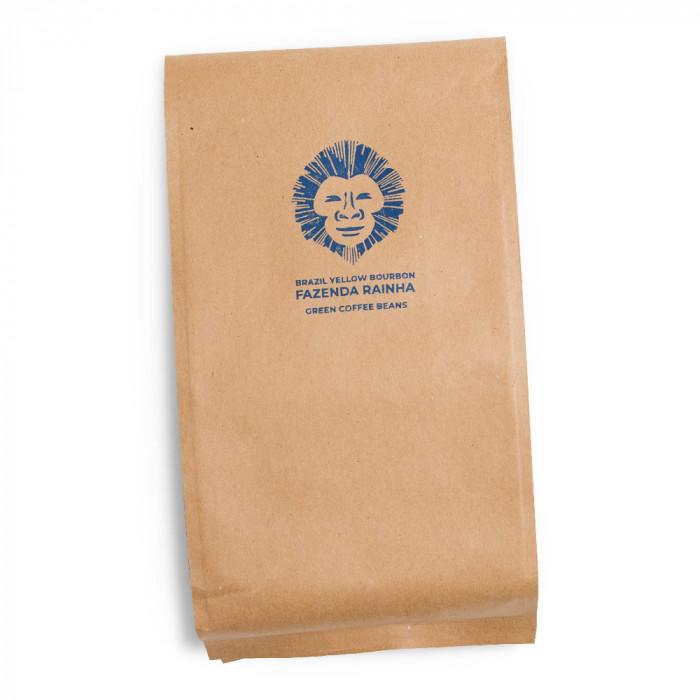 """Negrauzdētas kafijas pupiņas """"Brazil Yellow Bourbon Fazenda Rainha"""", 1 kg"""