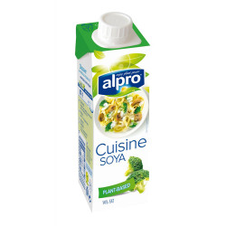 "Sojų grietinėlė Alpro ""Single Soya"" 14% rieb., 250 ml"