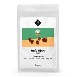 "Kaffeebohnen 19grams ""Italo Disco Dark Espresso"", 250 g"