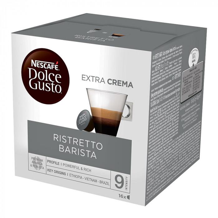 "Kahvikapselit NESCAFÉ Dolce Gusto ""Ristretto Barista"", 16 kpl."