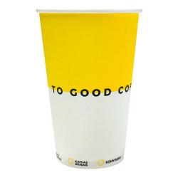 Бумажные стаканы, 200 мл, 70 ед.