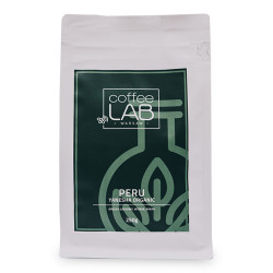 "Kawa ziarnista CoffeeLab ""Peru Yanesha Organic"", 250 g"