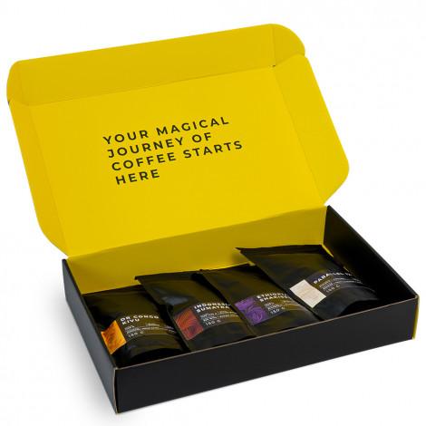 """Kafijas degustācijas kastīte """"Tasting box Nr. 1"""""""