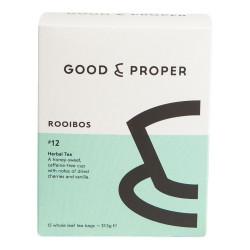 """Tee Good & Proper """"Rooibos"""", 15 Stk."""