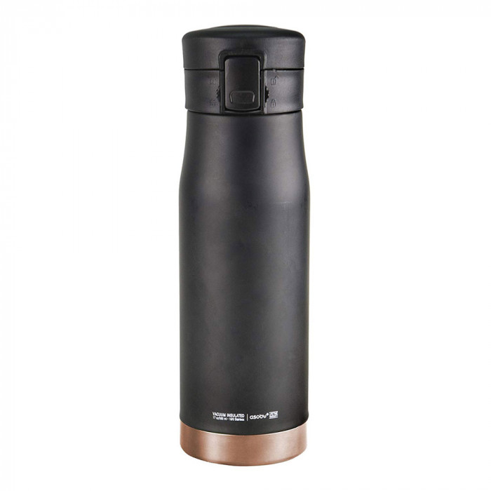 "Termostass Asobu ""Liberty Canteen Black/Copper"", 500 ml"