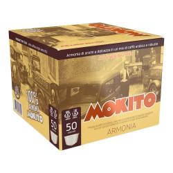 """Koffiecapsules Mokito """"Armonia"""", 50 pcs."""