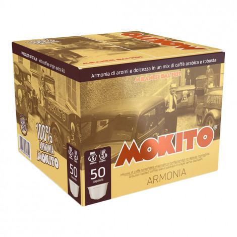 "Kaffeekapseln geeignet für Dolce Gusto® Mokito ""Armonia"", 50 Stk."